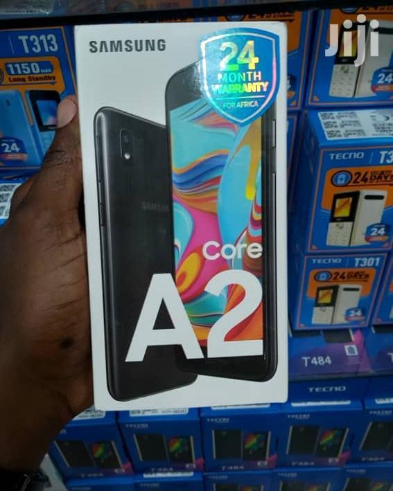 New Samsung Galaxy A2 Core 8 GB Black | Mobile Phones for sale in Ilala, Dar es Salaam, Tanzania