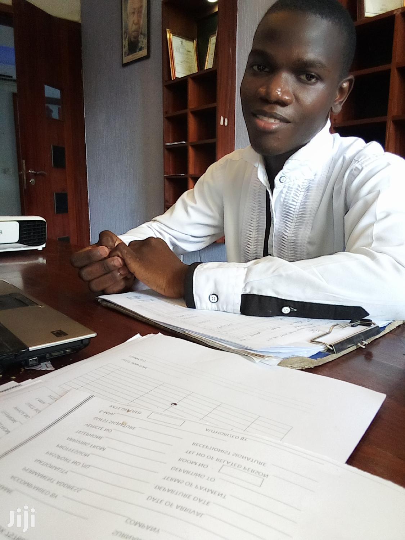Front Office CV