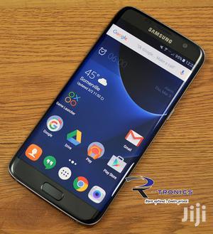 New Samsung Galaxy S7 edge 32 GB Black | Mobile Phones for sale in Dar es Salaam, Kinondoni