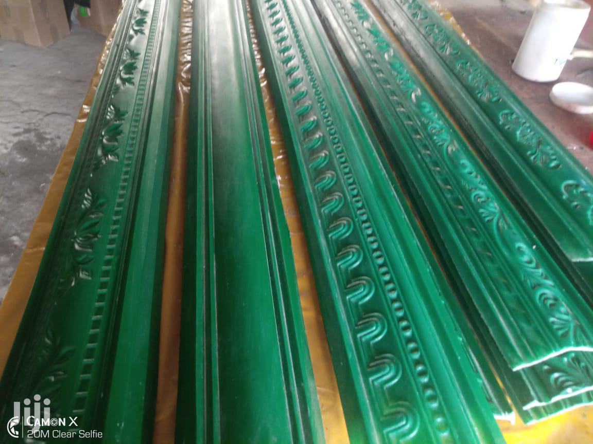 Archive: Fibreglass Moulds For Cornices