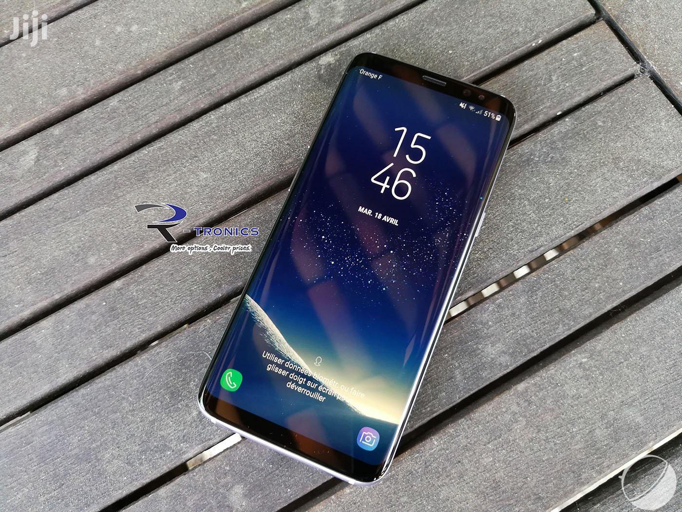 New Samsung Galaxy S8 64 GB Black