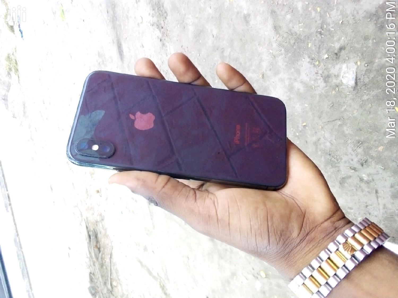 Apple iPhone X 256 GB Black   Mobile Phones for sale in Kinondoni, Dar es Salaam, Tanzania