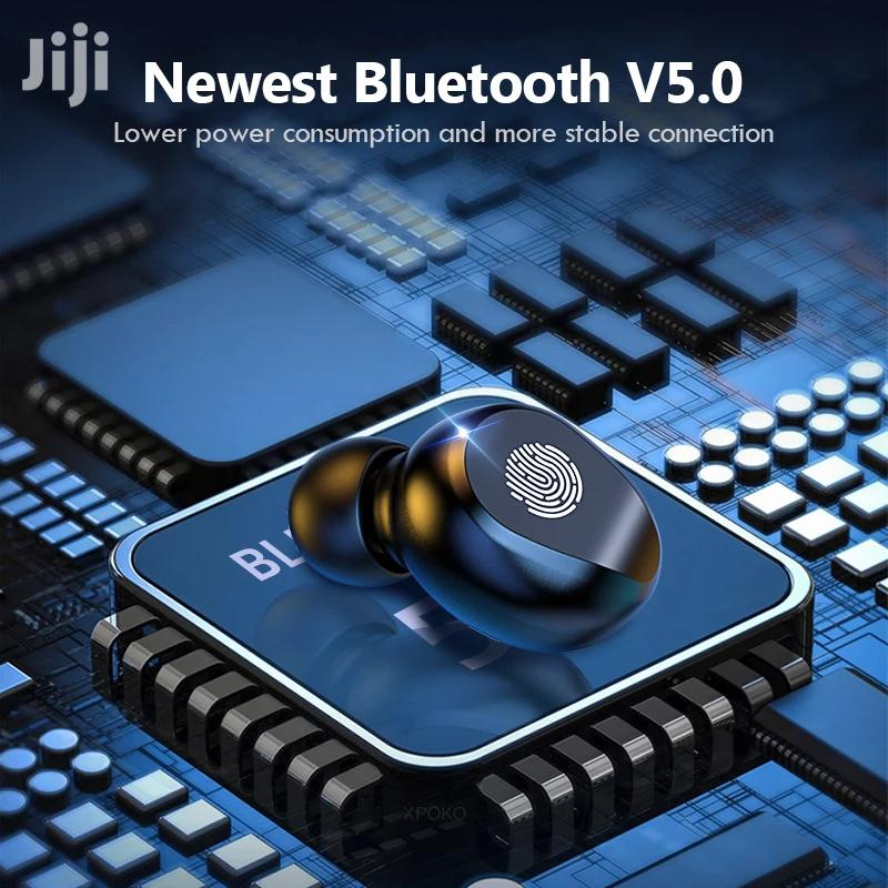 F9 True Wireless Bluetooth | Headphones for sale in Ilala, Dar es Salaam, Tanzania