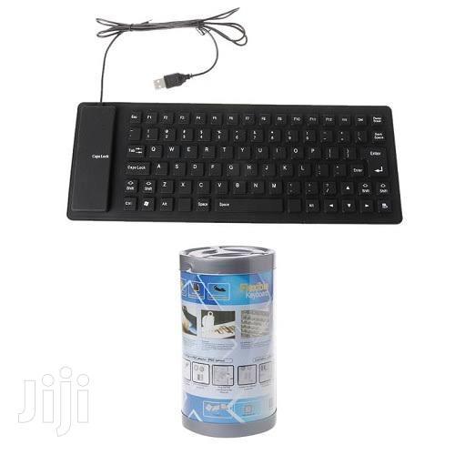 Usb Flexible Keyboards | Computer Accessories  for sale in Ilala, Dar es Salaam, Tanzania