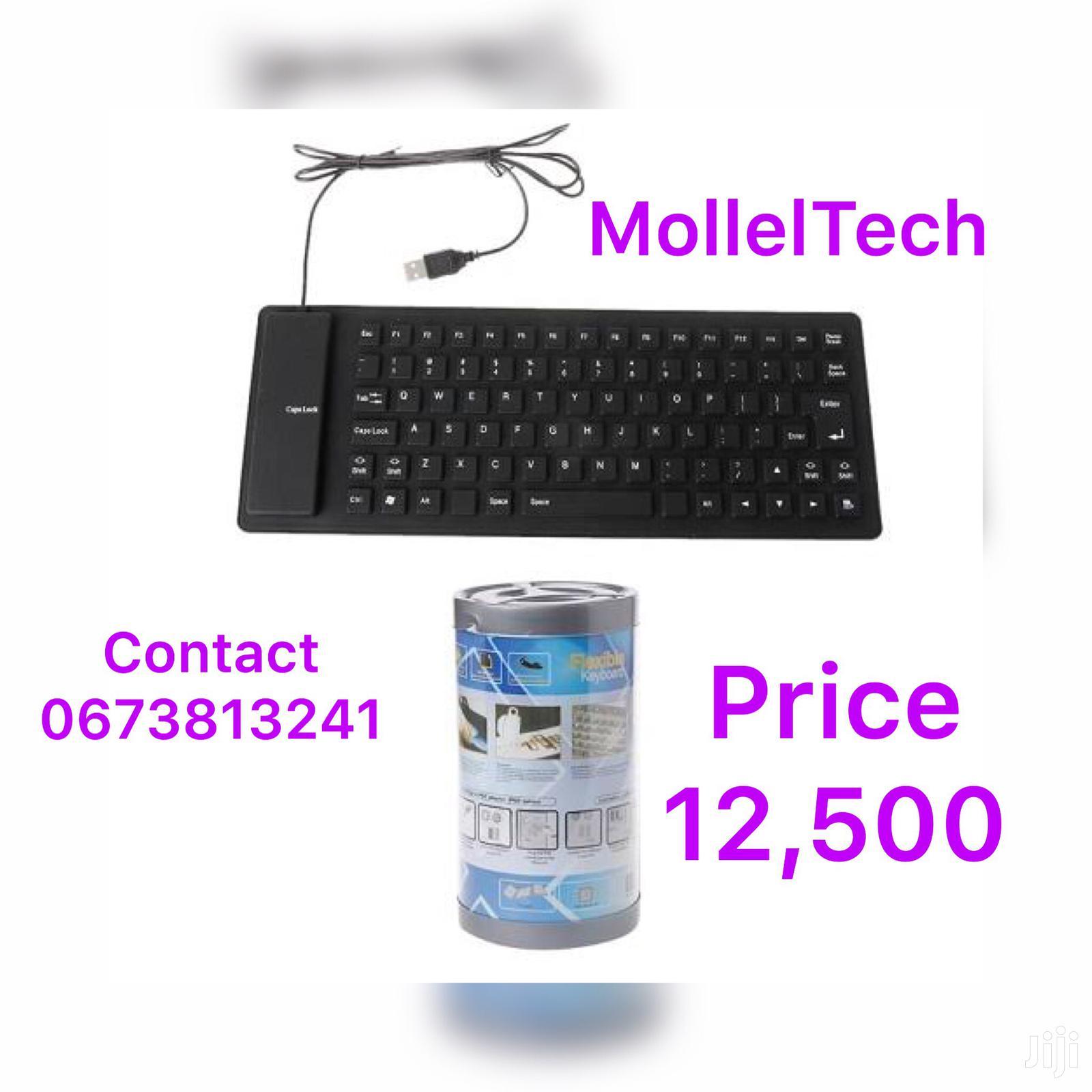 Usb Flexible Keyboards