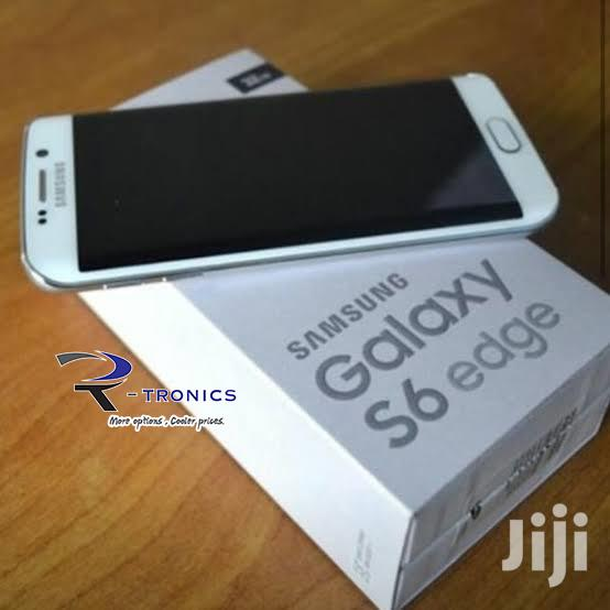 New Samsung Galaxy S6 edge 32 GB Gold