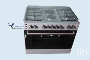 90x60 DELTA Free Standing Cooker (4 GAS+ 2 ELECTRIC) | Kitchen Appliances for sale in Dar es Salaam, Kinondoni