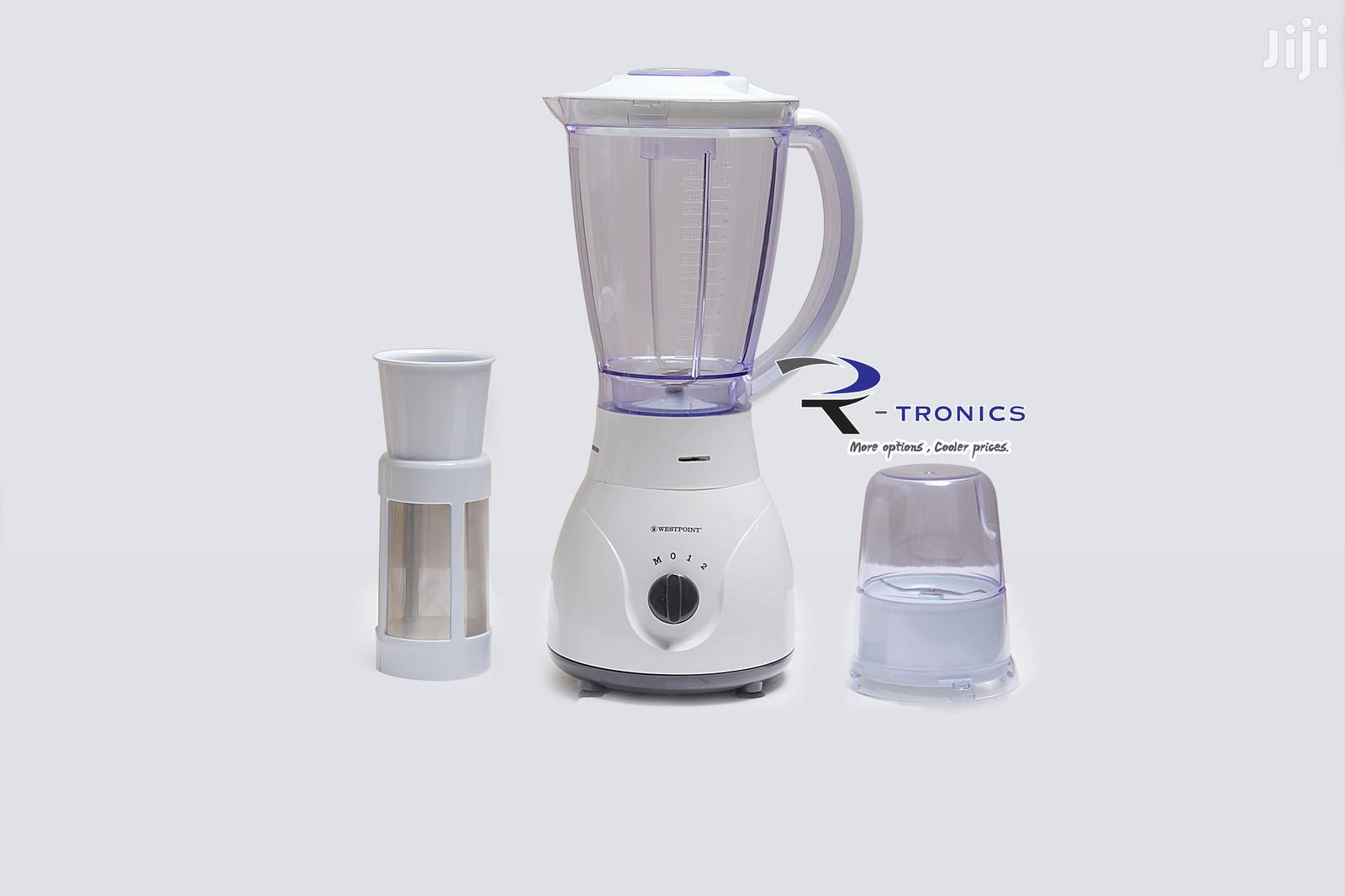 Foodmill Blender 350W White Color 1.5L (1*6)