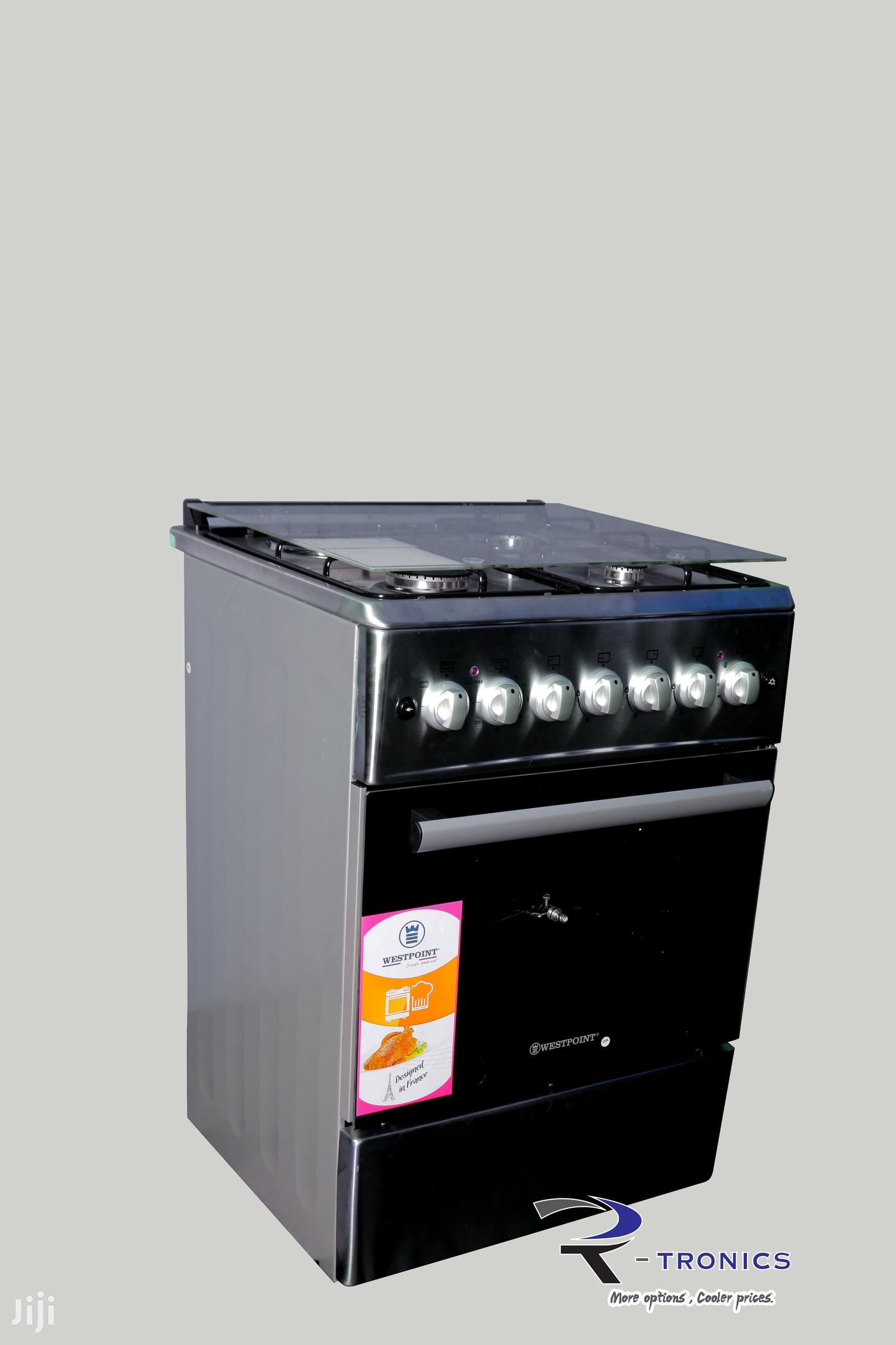 Westpoint 3 Gas Burner 1 Electric Cooker With Oven