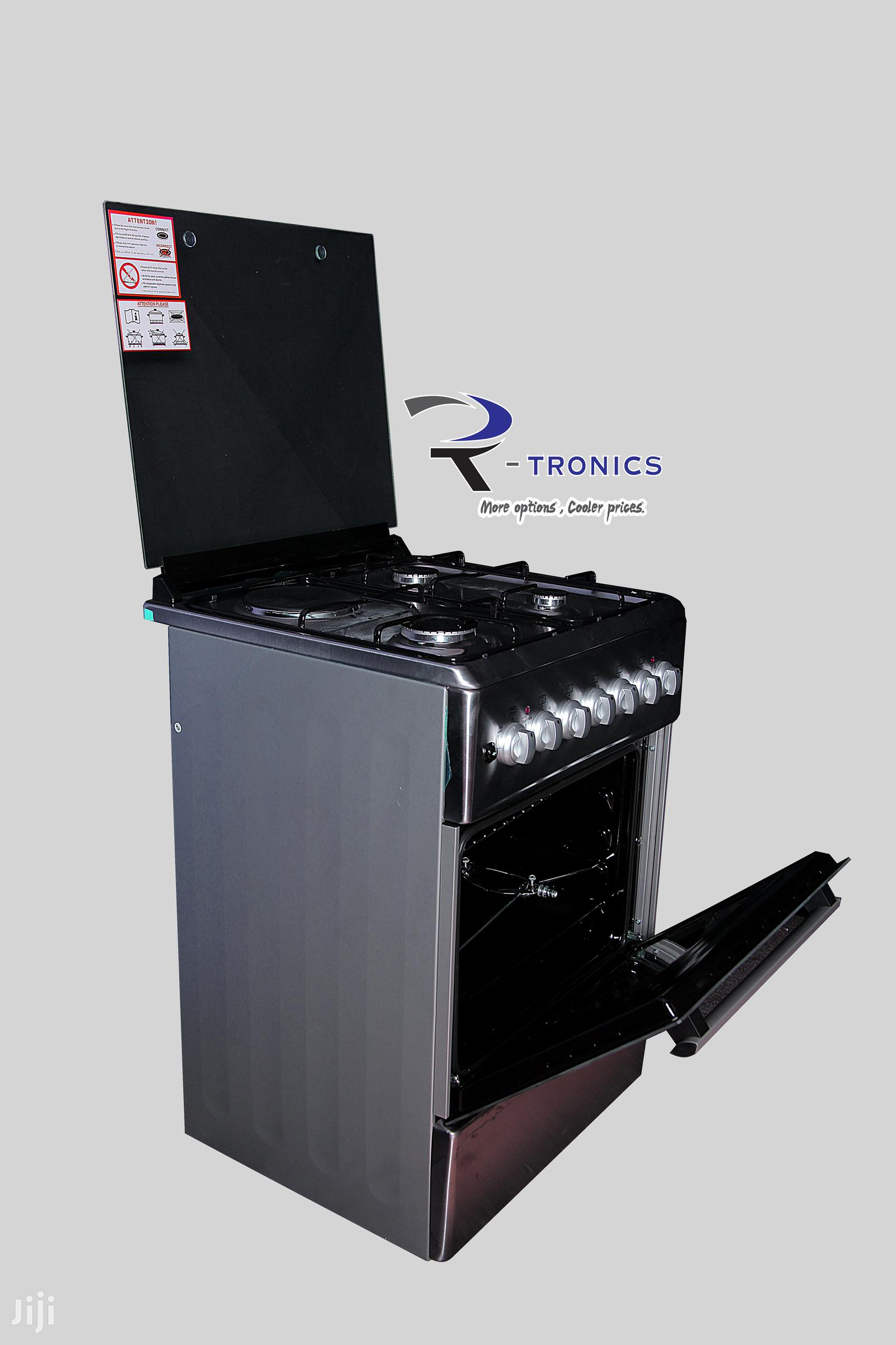 Westpoint 3 Gas Burner 1 Electric Cooker With Oven | Kitchen Appliances for sale in Kinondoni, Dar es Salaam, Tanzania