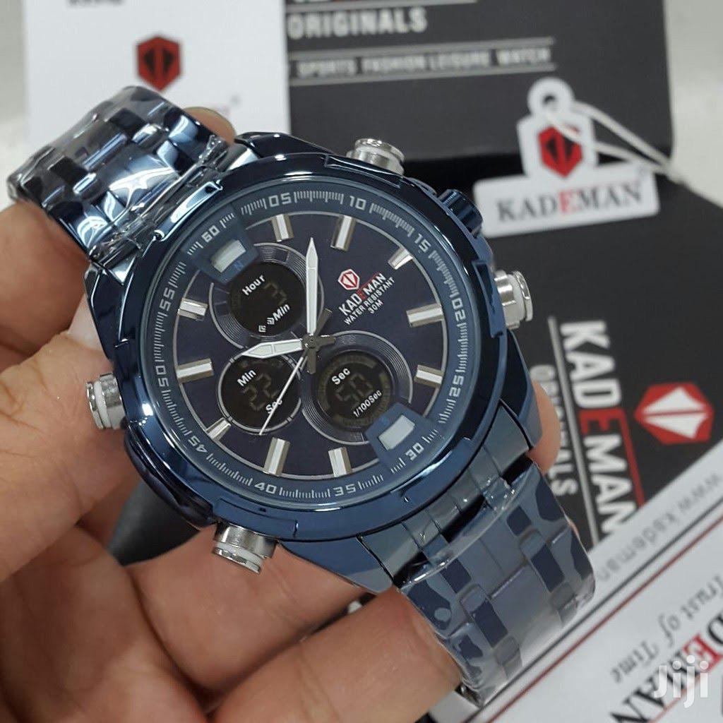 Kademan Watches