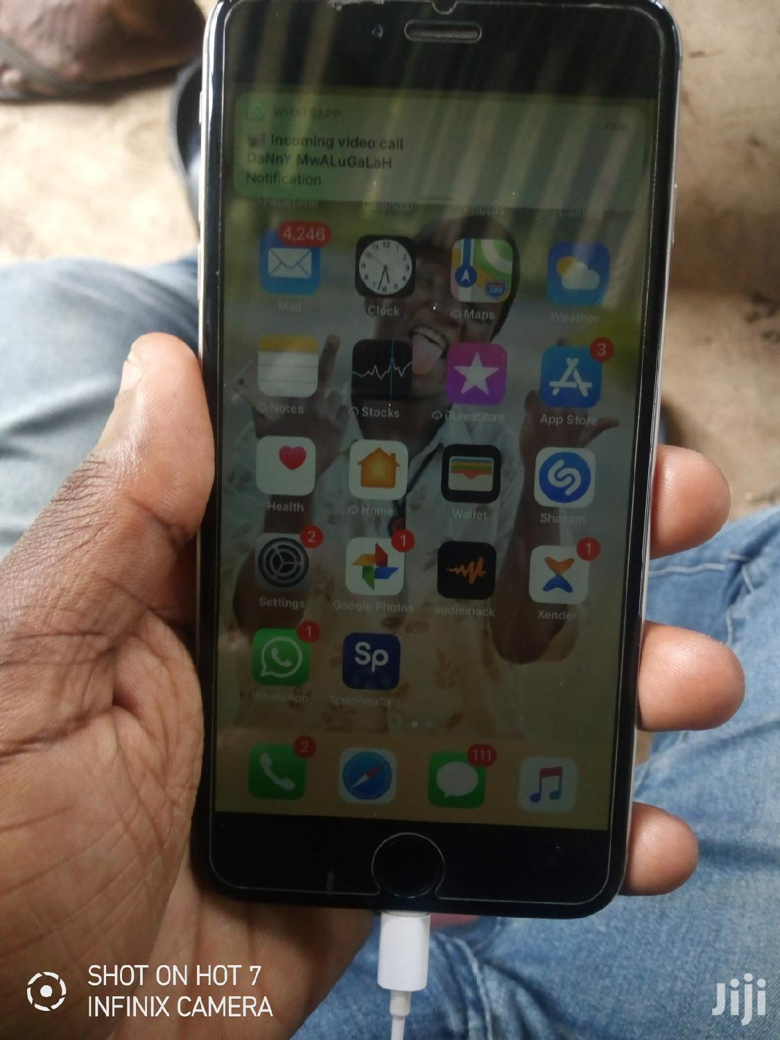 Archive: Apple iPhone 6 Plus 16 GB Gray