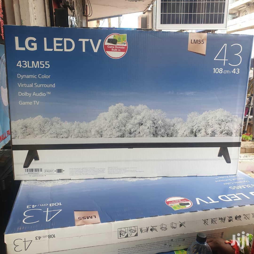 Led LG Tv Brand New | TV & DVD Equipment for sale in Ilala, Dar es Salaam, Tanzania