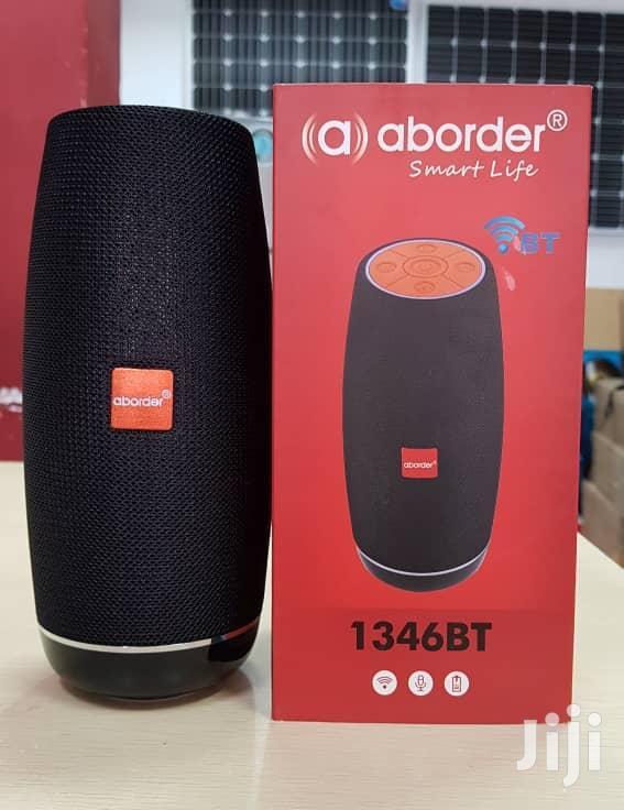 Portable Aborder Radio