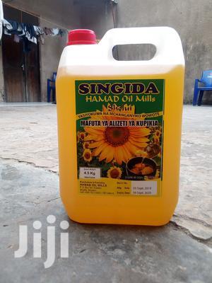 Best Sunflower Oil From Singida