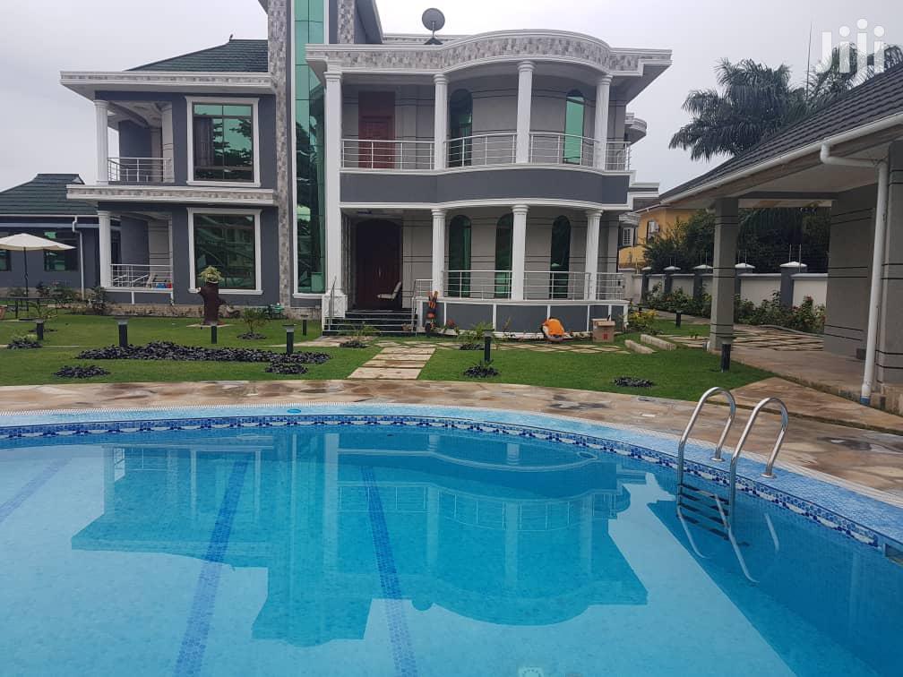 Executive Bungulow House For Sale In Mbezi Beach.