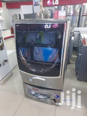 LG Front Load 21kg Washer & 12kg Dryer +3.5kg Baby Washer | Home Appliances for sale in Dar es Salaam, Kinondoni