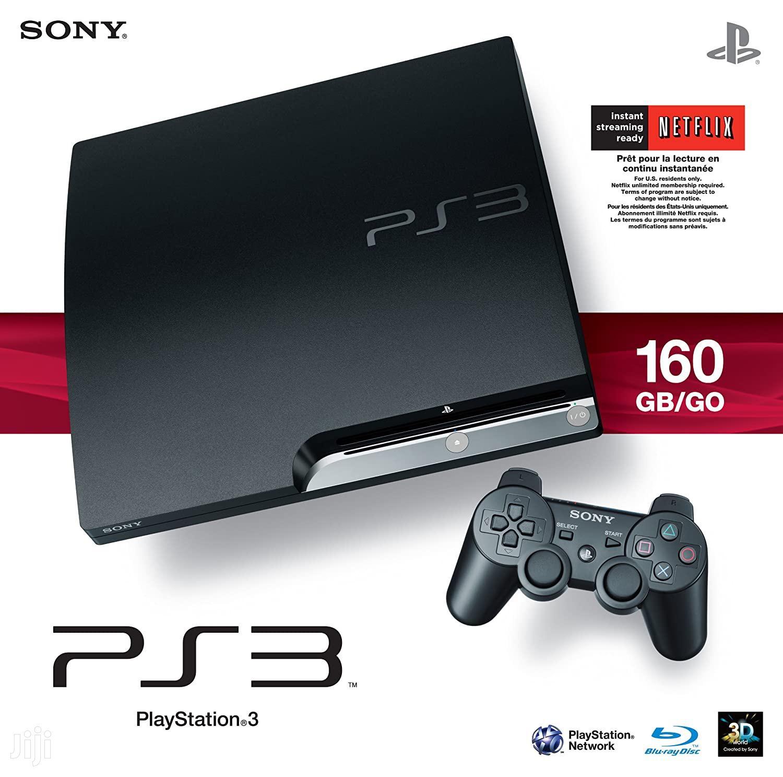 Ps3. 320GB/500GB | Video Game Consoles for sale in Ilala, Dar es Salaam, Tanzania