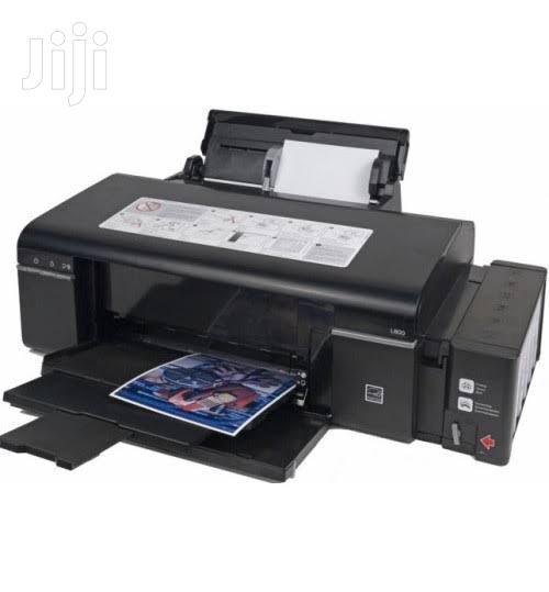 Epson L805 Printer   Printers & Scanners for sale in Ilala, Dar es Salaam, Tanzania