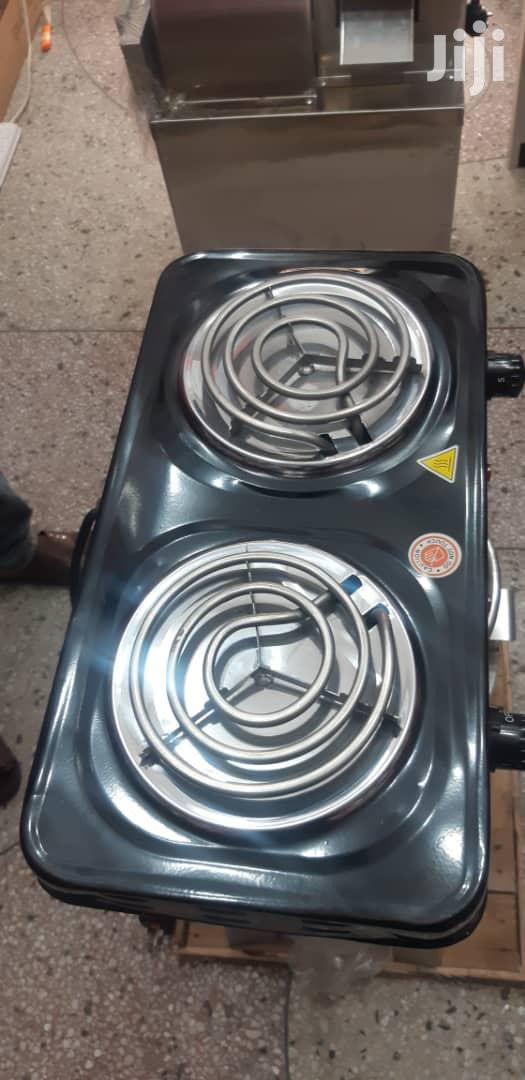 Electric Coil Cookr