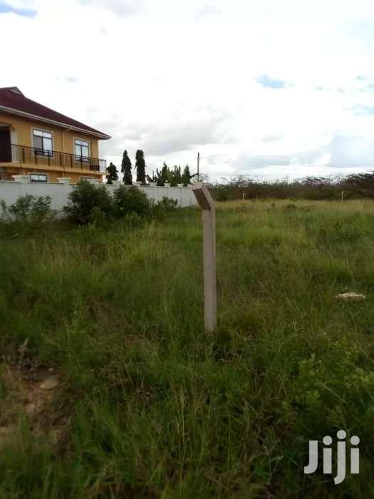 Archive: Mbweni,Plot For Sale
