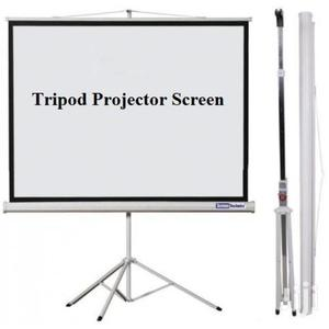 Tripod Projector Screen-120inches | Accessories & Supplies for Electronics for sale in Dar es Salaam, Kinondoni