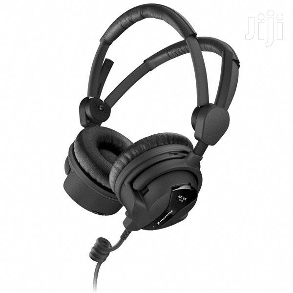 Sennheiser HD 26 PRO Professional Monitoring Headphones For DJ