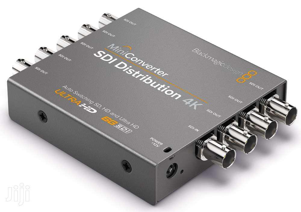 Mini Converter-sdi Distribution 4K