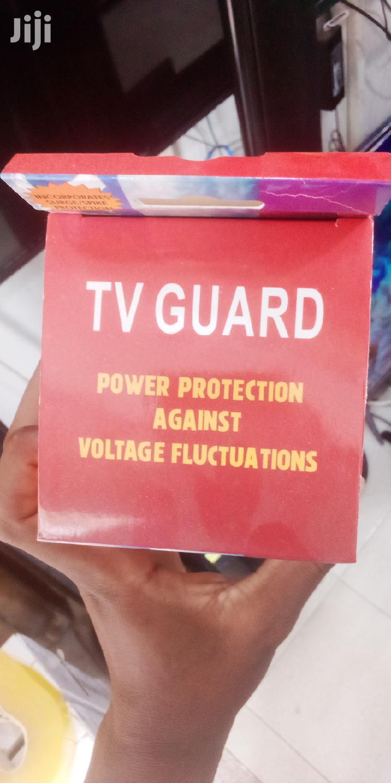 Power Protector Tv Guard