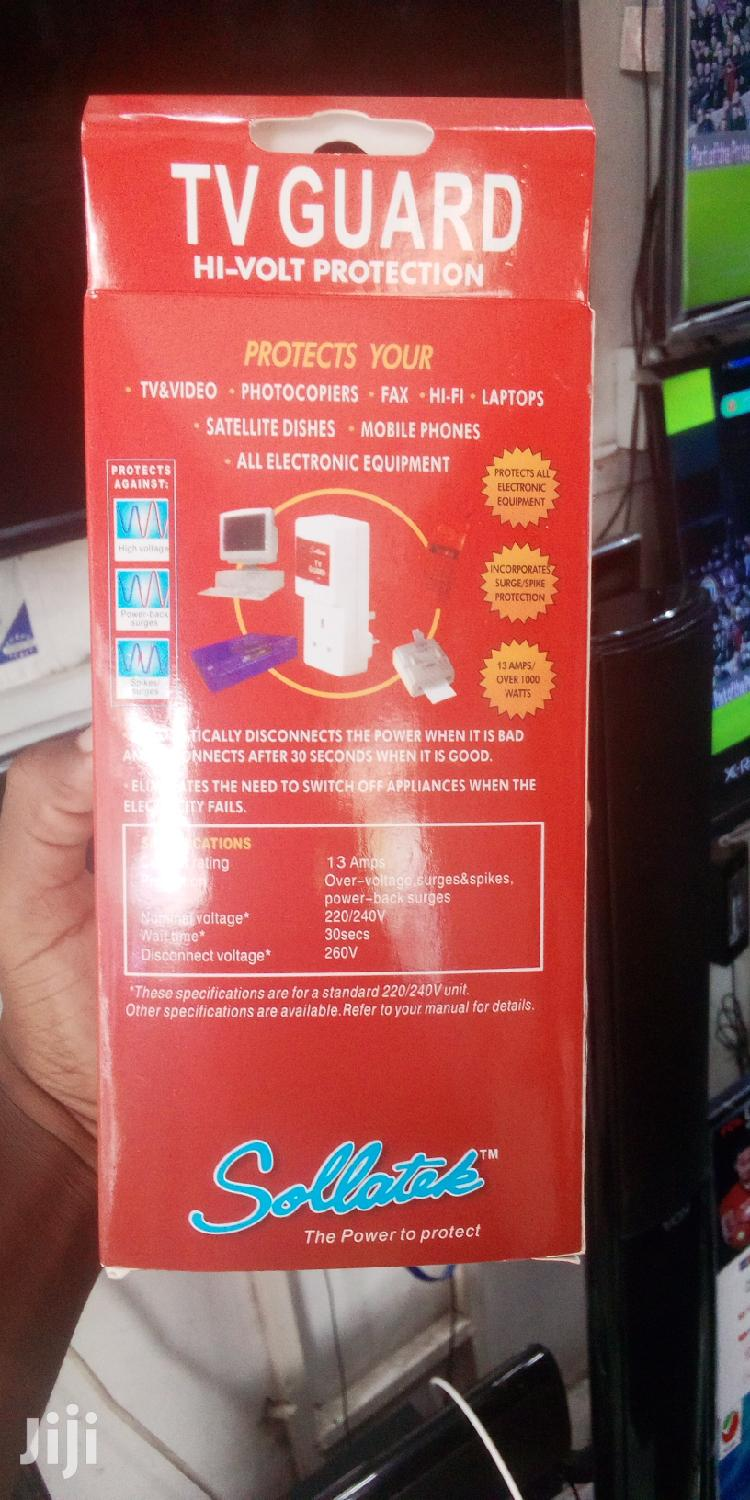Power Protector Tv Guard | Accessories & Supplies for Electronics for sale in Ilala, Dar es Salaam, Tanzania