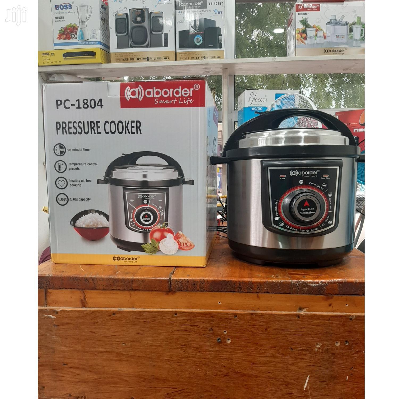 Aborder Pressure Cooker