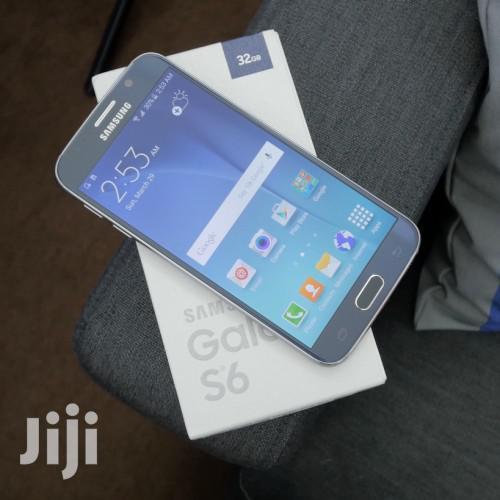 New Samsung Galaxy S6 32 GB Blue