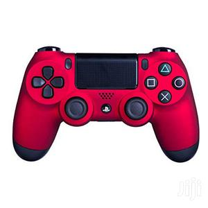 Dualshock 4 Wireless Controller For Playstation 4 - Red
