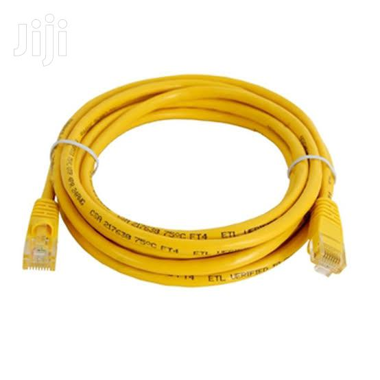 Ethernet Utp Cable Cat 6 25M | Accessories & Supplies for Electronics for sale in Kinondoni, Dar es Salaam, Tanzania