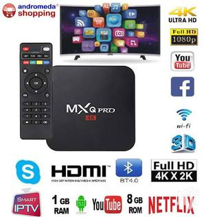 Adroid TV Box | TV & DVD Equipment for sale in Dar es Salaam, Kinondoni