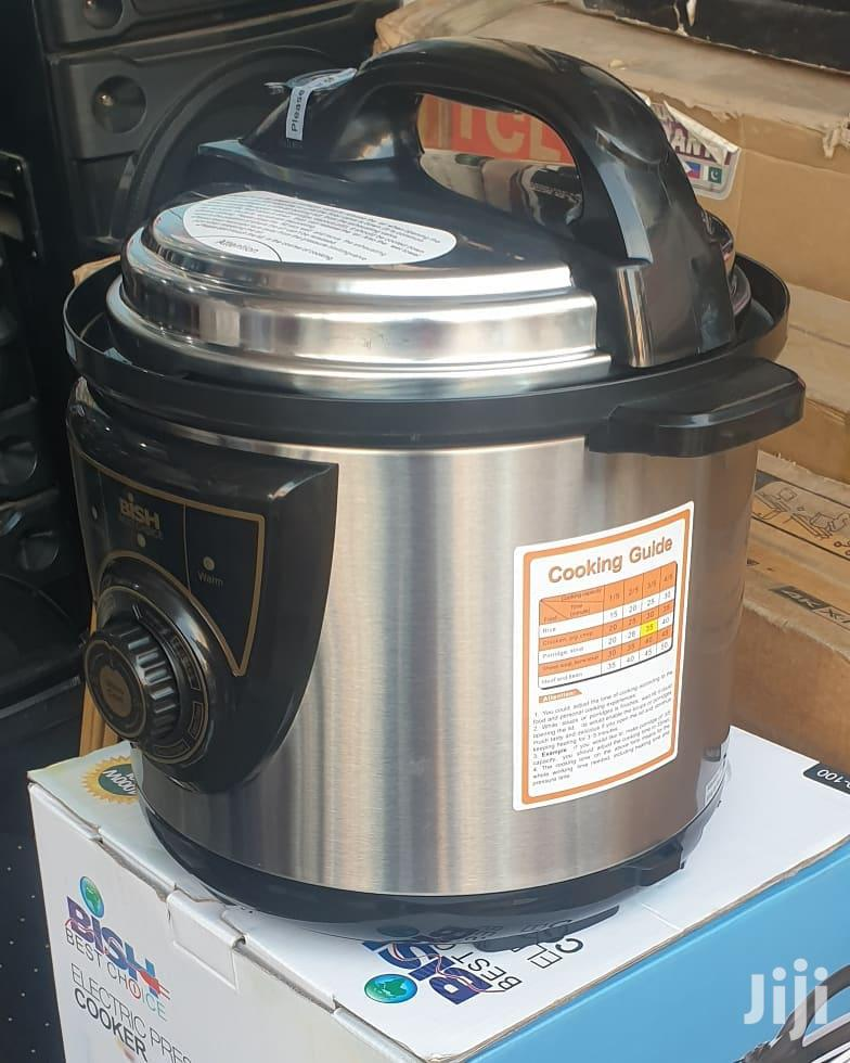 Bish Pressure Cooker | Kitchen Appliances for sale in Ilala, Dar es Salaam, Tanzania
