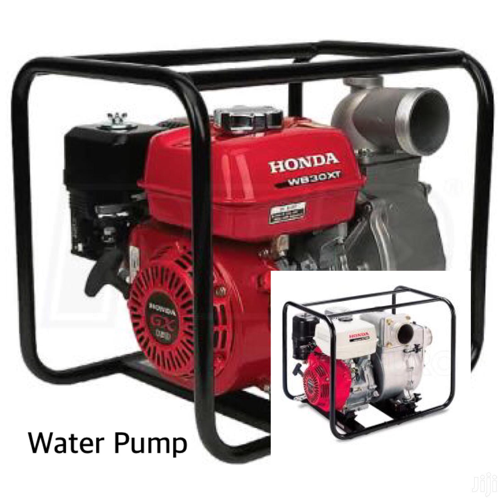 Archive: Honda Water Pump