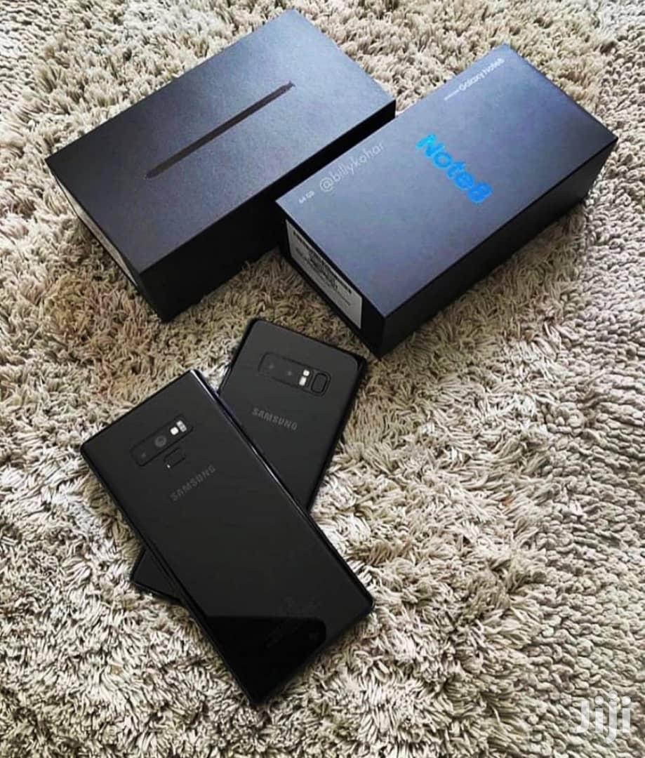 New Samsung Galaxy Note 8 64 GB Black | Mobile Phones for sale in Kinondoni, Dar es Salaam, Tanzania