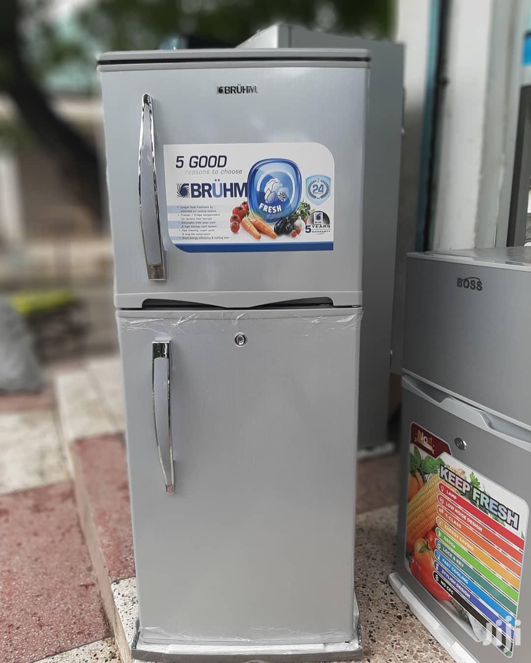Bruhm Fridge | Kitchen Appliances for sale in Kinondoni, Dar es Salaam, Tanzania