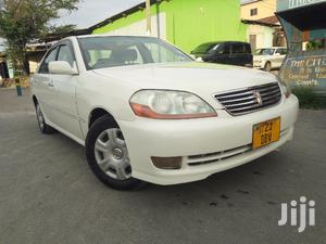 Toyota Mark II 2004 White   Cars for sale in Dar es Salaam, Kinondoni