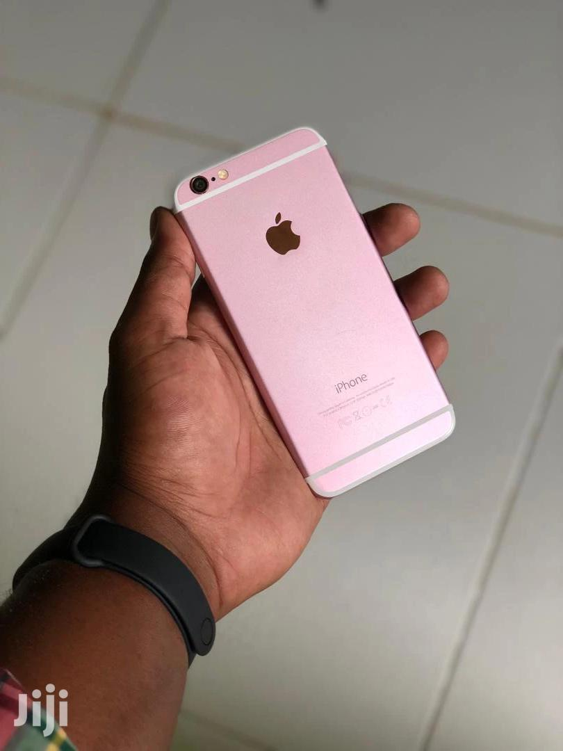 Archive: Apple iPhone 6 16 GB Pink