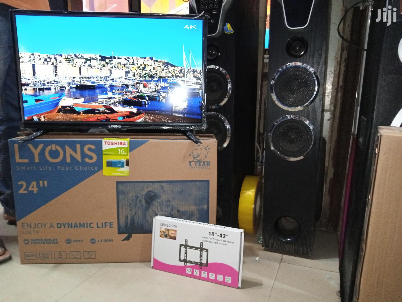 Lyons LED TV   TV & DVD Equipment for sale in Ilala, Dar es Salaam, Tanzania