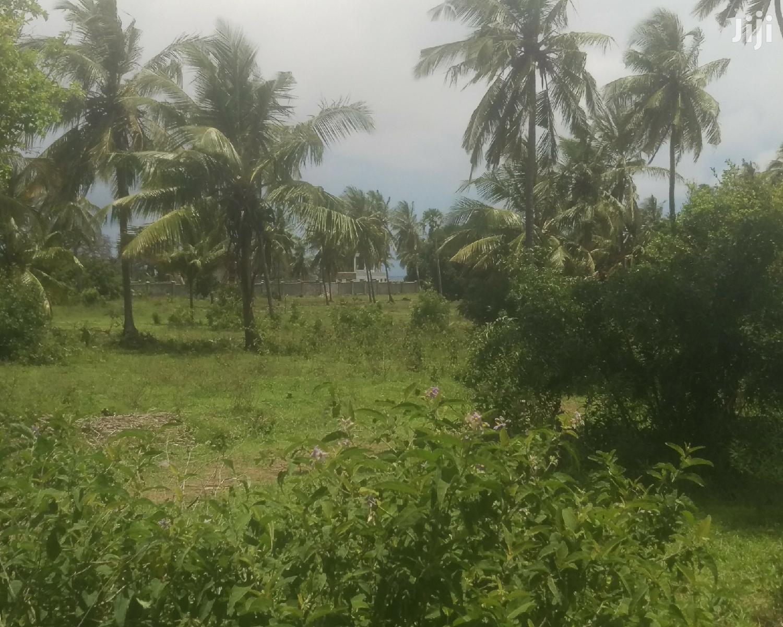 Plot Near the Beach Mbutu Kigamboni
