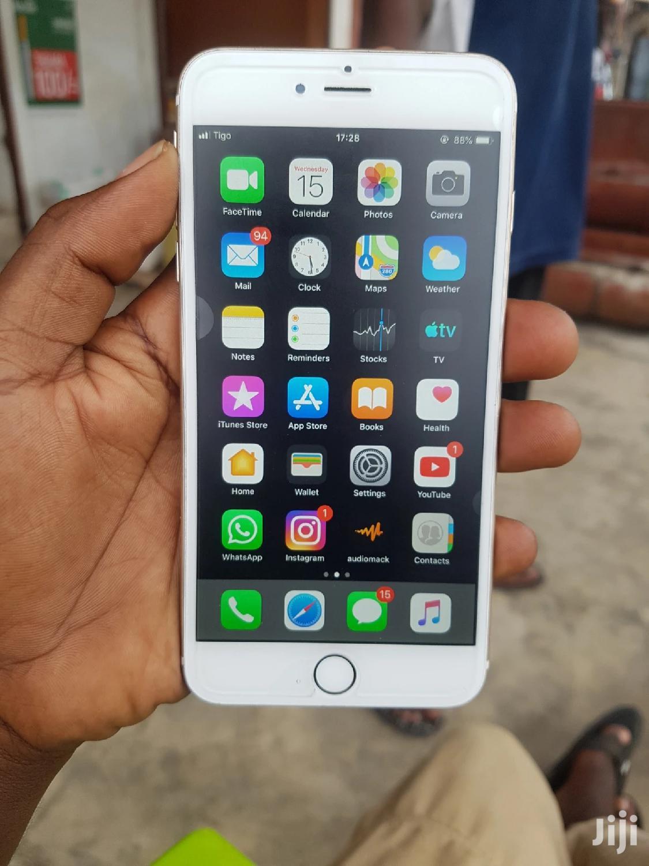Archive: Apple iPhone 6 Plus 16 GB White