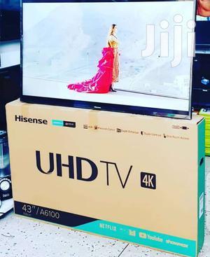 "TV Hisense 43"" Smart 4K Uhd | TV & DVD Equipment for sale in Dar es Salaam, Ilala"