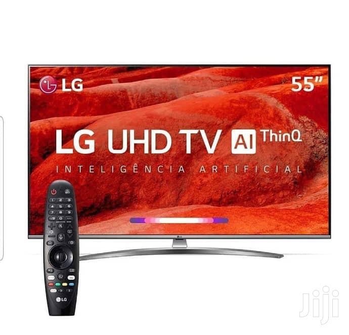 "TV LG 55"" Smart 4K"