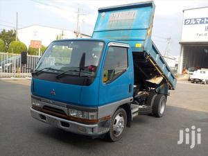 Mitsubishi Canter Dump