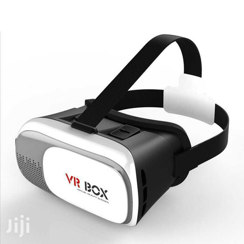 Archive: VR Virtual Reality Glasses Cinema 3D Mobile Phone Video