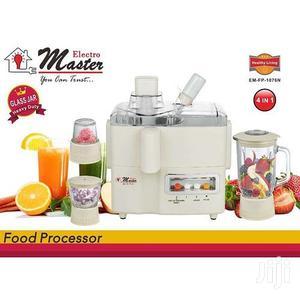 Electro Master Food Processor   Kitchen Appliances for sale in Dar es Salaam, Ilala