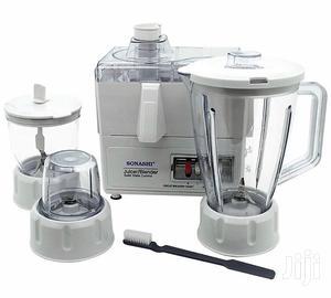 Sonashi Food Processor   Kitchen Appliances for sale in Dar es Salaam, Ilala